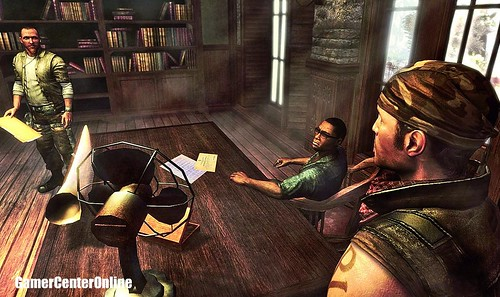 Brand New Far Cry 2 Screenshots Features People Playstation