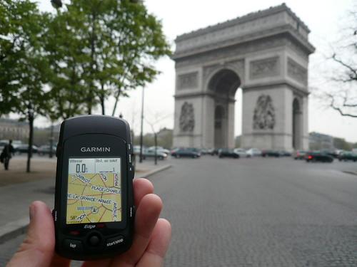 GpsPasSion Forums - [TOPIC] Garmin Edge 605 / 705 - Bike GPS with Maps