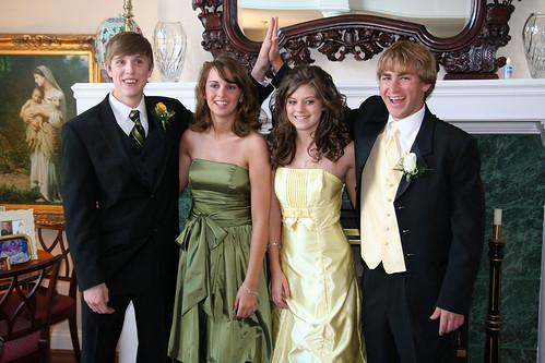 Mike, Karen, Jen & Taylor