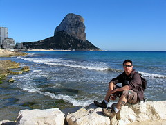 Calpe - Spain (Sandro Mancuso) Tags: de spain espanha espana alicante calpe ifach marinaalta calp pen penyal worldwalkers worldwalker difach penyaldifach