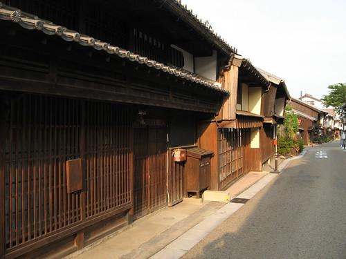 Tokkaido old street