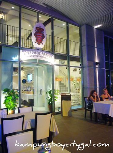 dubrovnik restaurant