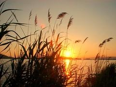 Sunset over Fethiye Bay