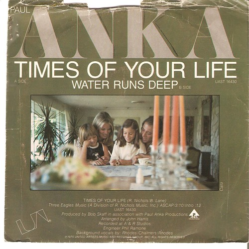 Anka, Paul - Times of your Life