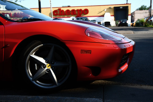 cheapo + Ferrari 6797