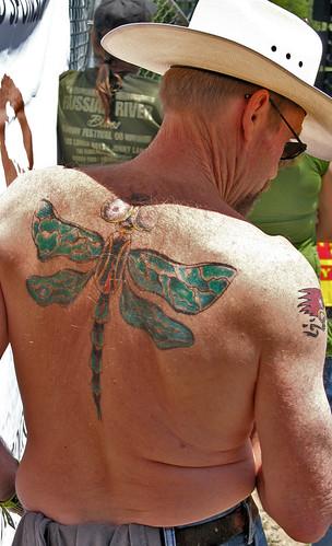 2605734972 2f6529f997 Big Dragonfly Tattoo