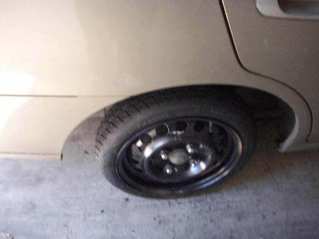 2008-06-22 My flat tire