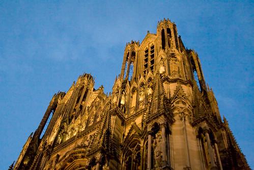 Notre Dame, Rheims