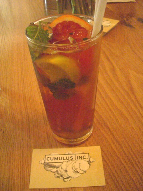 Pimms deliciousness