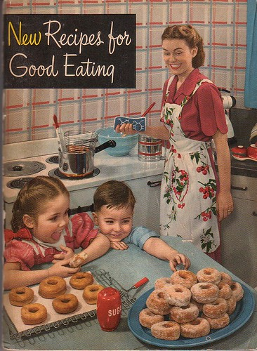 New Recipes for Good Eating, 1948