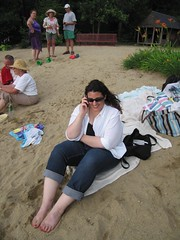 Me on the Beach (alist) Tags: alist dublinnh cassiecleverly alicerobison july2008 kerriekephart ajrobison