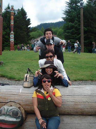 Mi Familia in Alaska