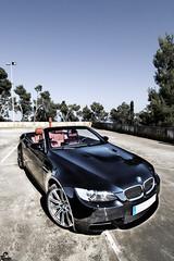 BMW M3 E93 (Bandal) Tags: barcelona auto black hot cars beauty sport automobile parking bcn automotive voiture racing bmw m3 cabrio macchina hdr v8 sporty tibidabo dtc motorsport 1118 30d collserola pdk khl imponente bandal e93 xavigalvez