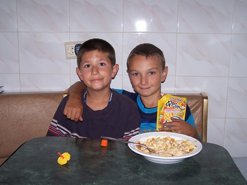 Joshua and Maxime