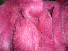 Peony Mohair and Wool (Lone Tree Wools)