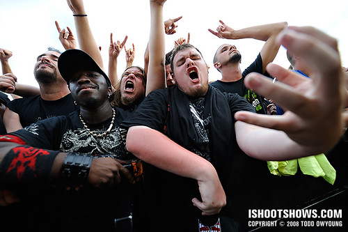 Machine Head @ Mayhem Fest
