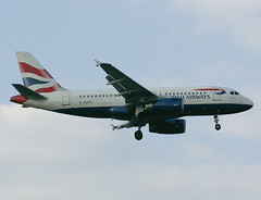 G-EUPP / Airbus A319-131 / 1295 / British Airways (A.J. Carroll) Tags: britishairways airbusa319100 geupp