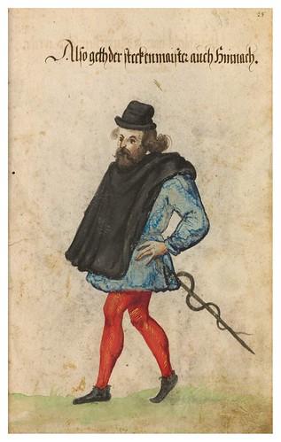 06- Vestimentas en Portugal y España año 1600, 28r