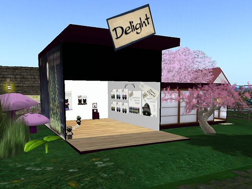 ~Delight~ (A Tiny Store)