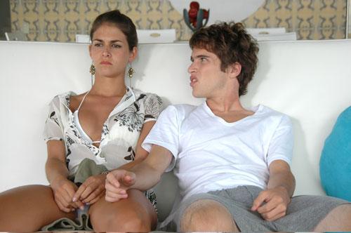 Andrea y Diego