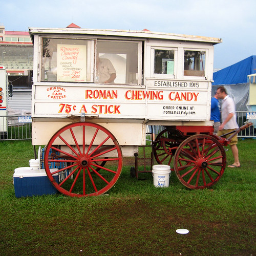 Roman Candy Wagon 19
