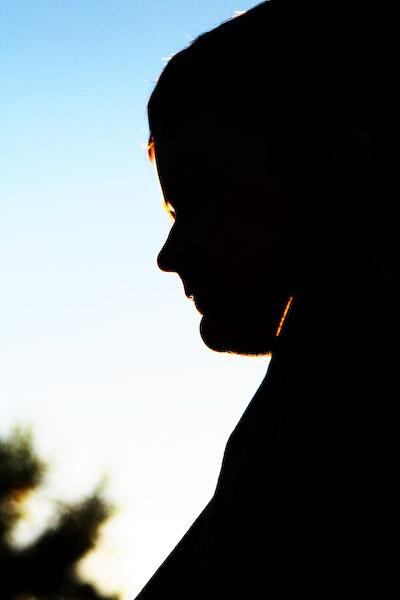 Twilight park silhouettes2
