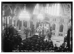 Services for King Geo., Greek Church, N.Y.l, 3...
