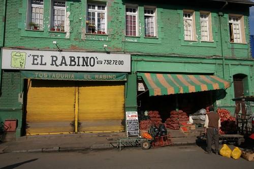 El Rabino, Santiago - Chile