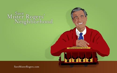 Save Mr Rogers Neighborhood Mommycoddle