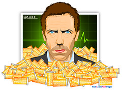 House MD (Tom Trager) Tags: house tv md hugh dr doctor fox laurie gregory drama