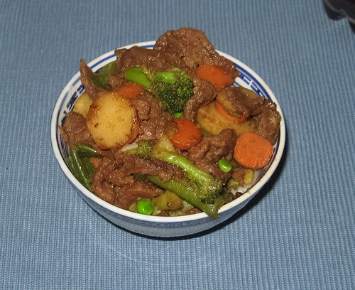 Beef Stirfry