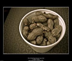 Mmm Boiled Raw Peanuts Cajun Style