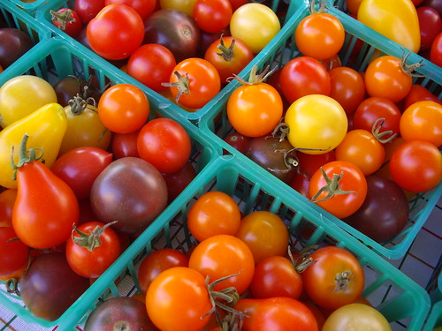Assorted Chery Tomatoes