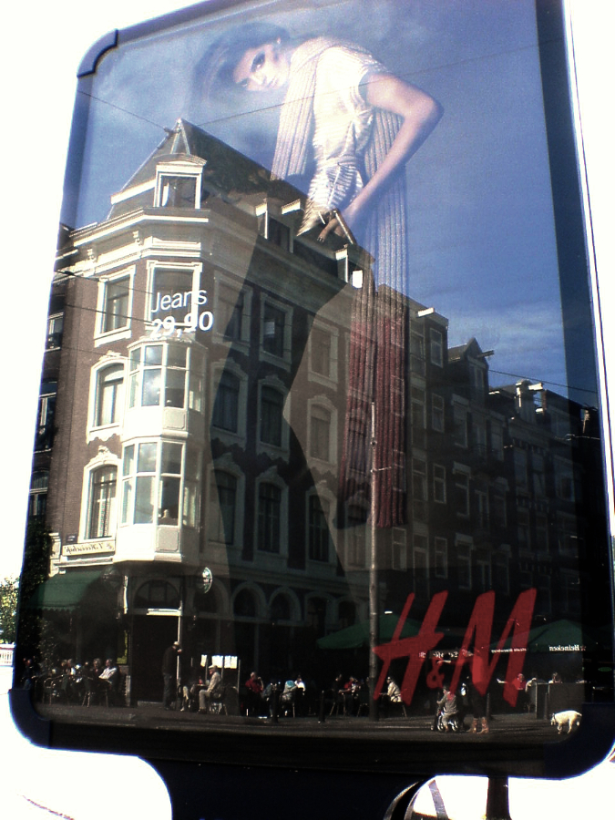 Reflections Of Amsterd@m - From Sweden With Love