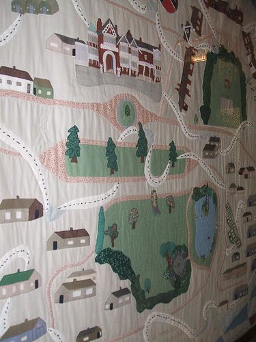 Bletchley quilt