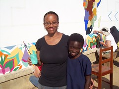 104_1156 (LearnServe International) Tags: travel school education mural kalli international learning service 2008 zambia shared cie bycarmen monze learnserve lsz08 malambobasicschool