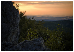 -- (exvivo) Tags: sunset nature landscape hungary bkk fusk