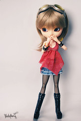 365 toy project - Day 327 ~ Pullip (Yukihana~) Tags: jp pullip obitsu junplanning papin misamisa rewig 365toyproject day327of365