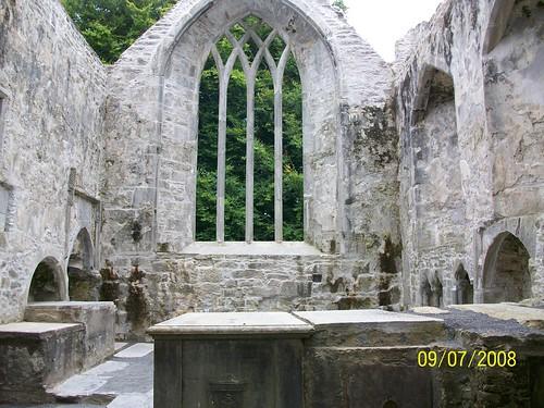 Ireland - Killarney National Park - Muckross Friar