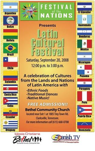 Latin Cultural Festival
