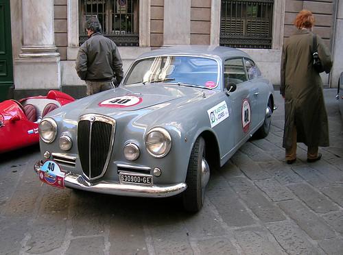 Lancia Aurelia B20 GT 1953 por Maurizio Boi.