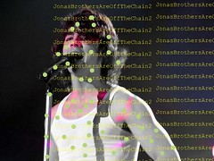 RARE- Jonas Brothers- Joe singing with tight white tank top and curly hair-(TRADE?) (JonasBrothersAreOffTheChain2) Tags: mandy show new camp dog hot cute girl up rock zoe joseph paul living video mine kevin tour play little guitar tag nick dream young piano husband joe frankie ring nicholas burnin prom mtv sing taylor onstage demi swift cry denise jonas rare bit selena longer meyers gomez trl diabetes purity lovato wylmite