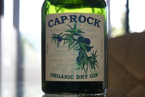 CapRock Gin