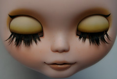 Leaf, Welcome Autumn (erregiro) Tags: new autumn sky musician doll feel makeup lips carve mohair blythe welcome mold custom fts sbl reroot etes erregiro