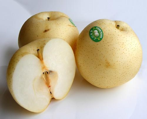 Nashi asian pear