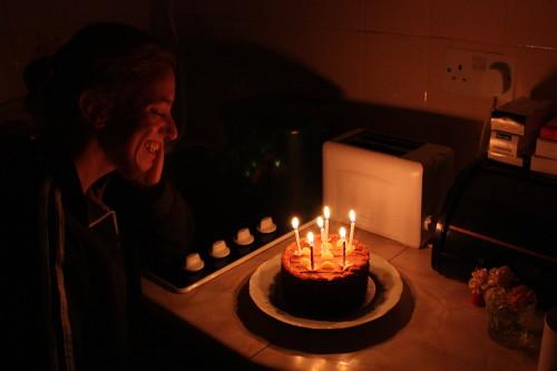 Hannah Birthday Cake - 01/10/2008