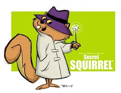 Secret Squirrel (slappy427) Tags: jonnyquest spaceghost scoobydoo 1970s flintstones secretsquirrel jetsons yogibear bettyrubble huckleberryhound fredflintstone barneyrubble hannabarbera johnnyquest topcat saturdaymorningcartoons wilmaflintstone quickdrawmcgraw pebblesandbammbamm dinoflintstone moraccomole