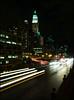 Edificio Woolworth de noche