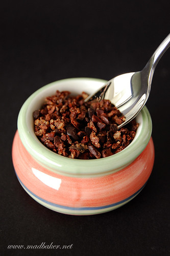 Cocoa Nibs Caramelised