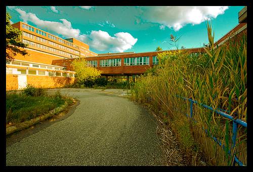 Northville Psychiatric Hospital-Exterior 2